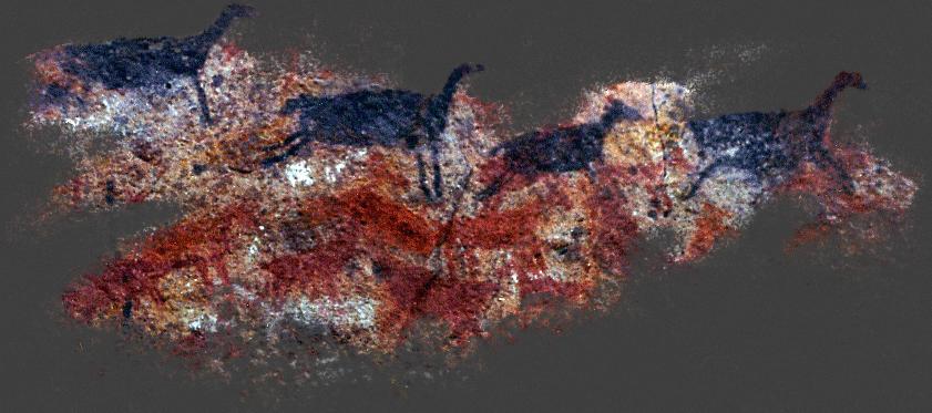 cave painting, Cueva de las Manos