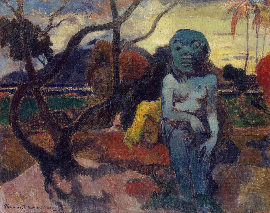 Gauguin-Rave_te_hiti_aamu-(The_Idol)