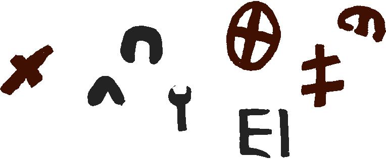 Azilian symbols